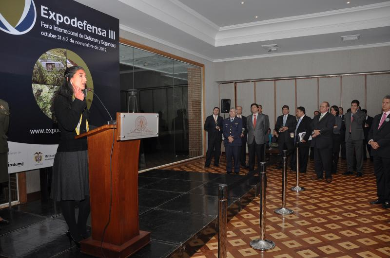Defense Ministry to Hold Colombia's Biggest Security & Defense Trade Fair in Bogotá