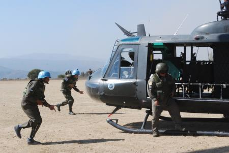 Partner Nations Complete PKO-Americas 2012 with US Army South
