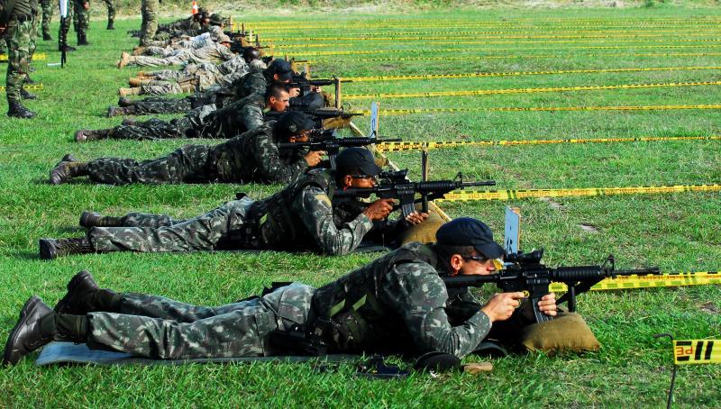 Fuerzas Comando 2012 Begins in Colombia