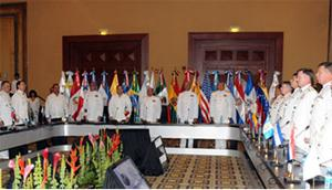The Navies of the Americas Meet in Mexico to Improve Hemispheric Security