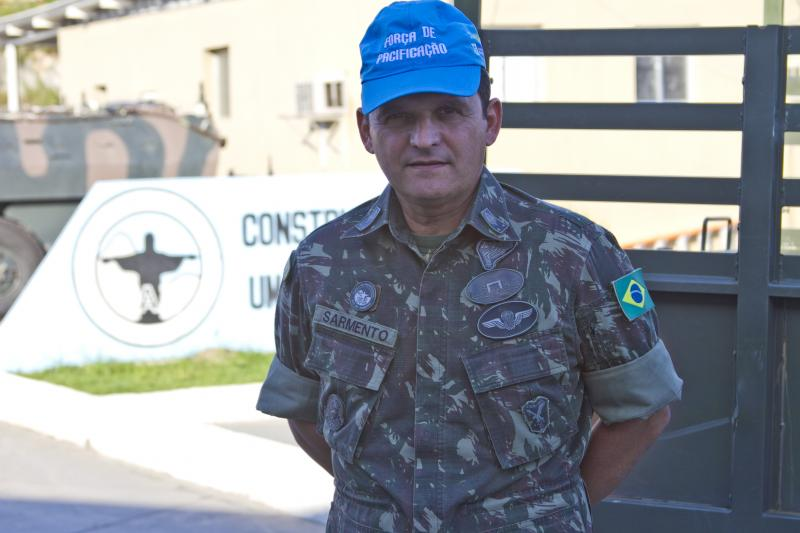 Interview with Major General Sarmento, Commander of the Arcanjo VII Pacification Force