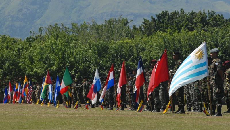 Fuerzas Comando Exercise Promotes Friendly Competition, Multi-National Bonds