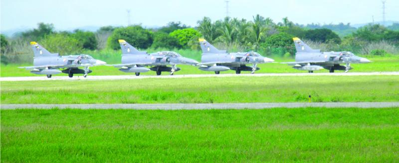 Colombian Air Force to Participate in RED FLAG 2012