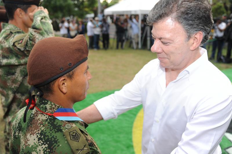Colombia Wins Fuerzas Comando 2012