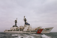 Operation Martillo: Coast Guard Cutter Gallatin returns home