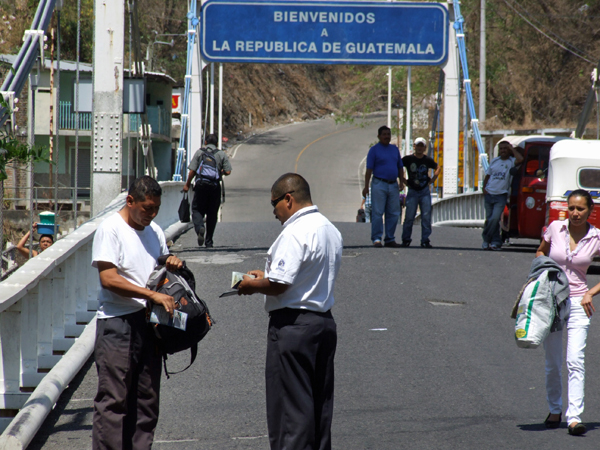 Central American Northern Tier to monitor its borders