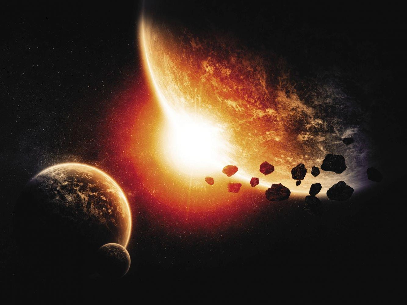 Scotland: Mission: Destroy Asteroids