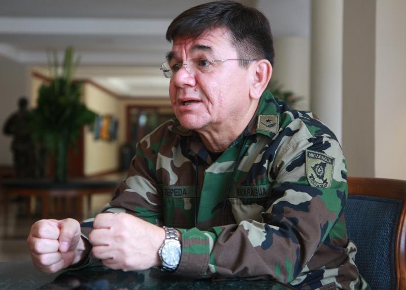Interview with Brigadier General Adolfo Zepeda Martínez, Nicaraguan Army