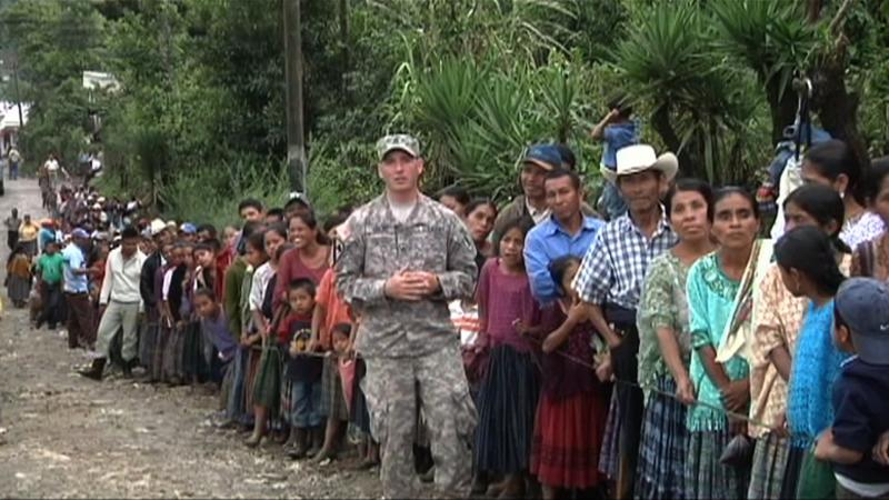 U.S. Soldier Dies on Humanitarian Mission in Guatemala