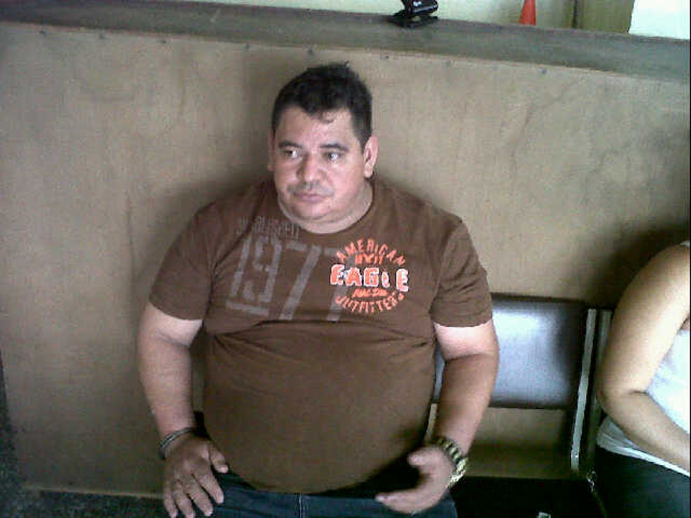 Alleged Los Zetas Operative Captured in Honduras
