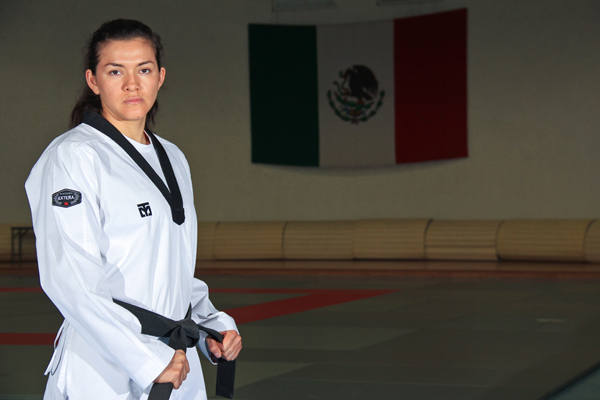 London 2012: Mexico fights for gold in taekwondo