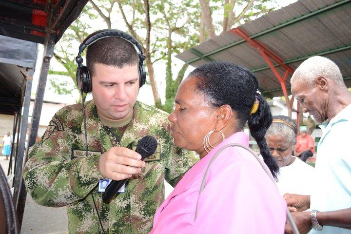 Information Operations Part III: The Colombian Case