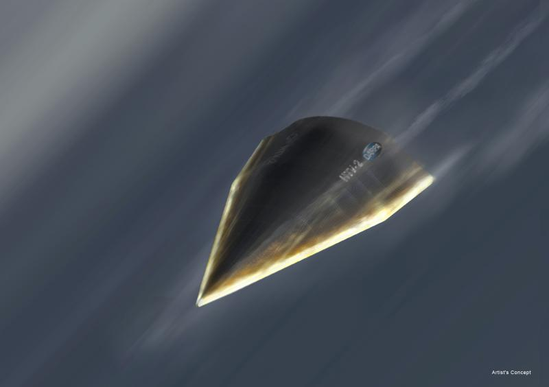 Hypersonic Technology Will Reach Anywhere on the Planet in an Hour