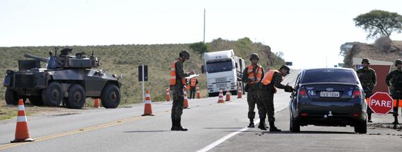 New Edition of Operation Ágata Focuses on Supervision of Explosives