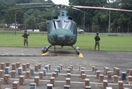 Operation Martillo: Panamanian, U.S. forces seize huge drug cargo