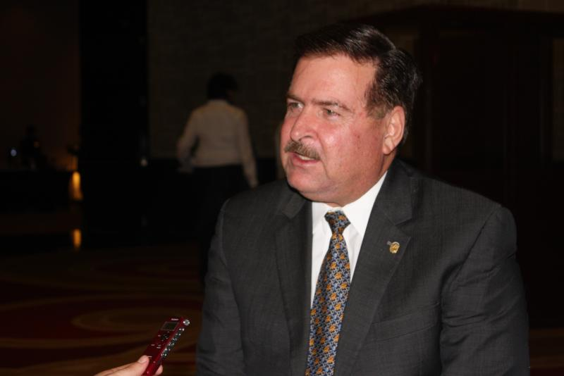Interview with Alejandro Garuz, Vice Minister of Public Safety, Panama