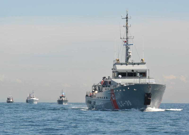 Ecuador Participates in Military Exercise PANAMAX 2012