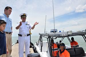 Eleven New Radars Will Shield the Colombian Coast