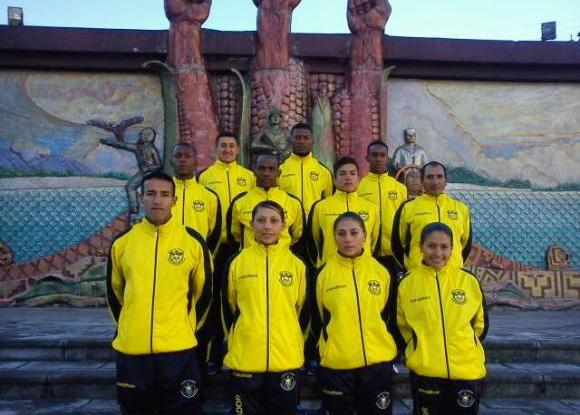 Ecuador Wins Third Place in Military Pentathlon World Championship