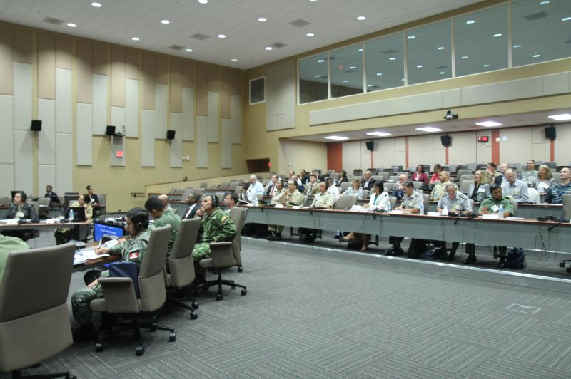 SOUTHCOM Fosters a Hurricane of Ideas on Climate Change and the Military