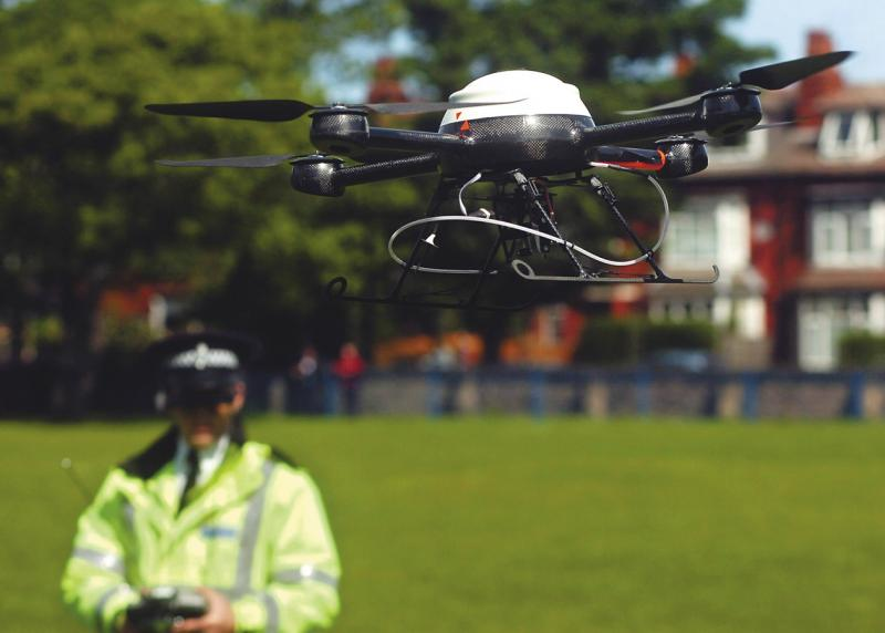 UAVs in Public Security and Civil Defense (Part II)