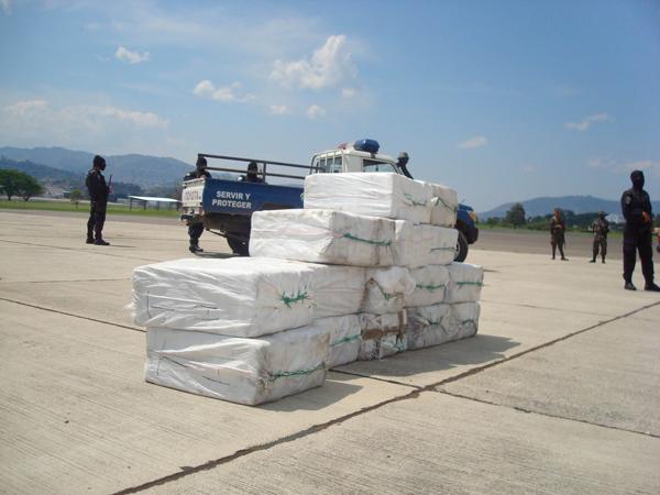 Honduras: Cocaine, marijuana seizures on the rise