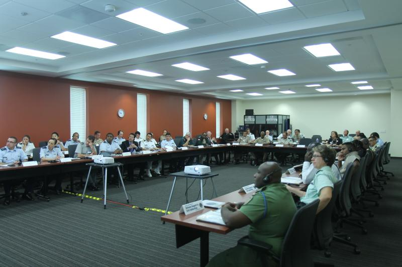 Attorneys from the Americas Discuss Legal Framework for Military Actions