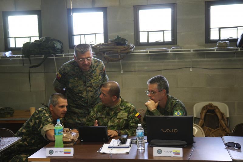 Partnership of the Americas Launches Second Phase of Exercises