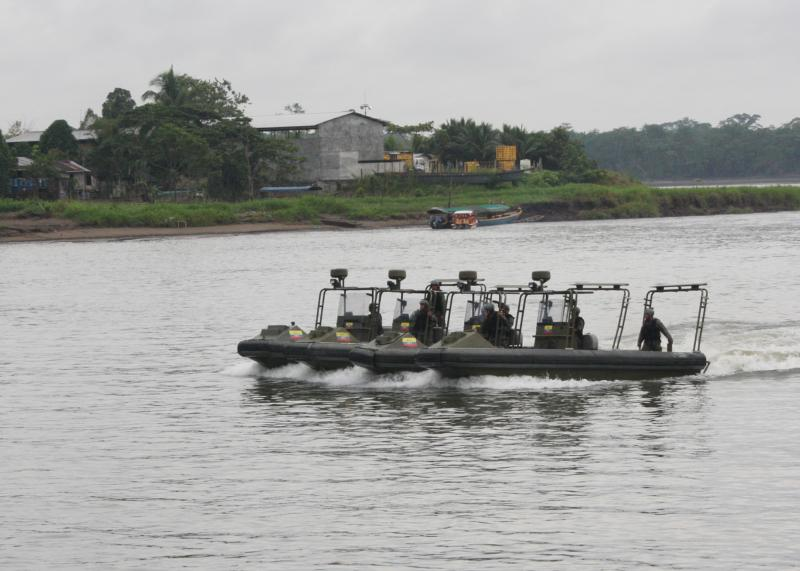 Ecuador Sets the Regional Pace in Counter Narcotics River Operations