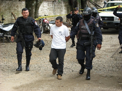 18 Fake Journalists Arrested in Nicaragua Are Suspected Drug Traffickers