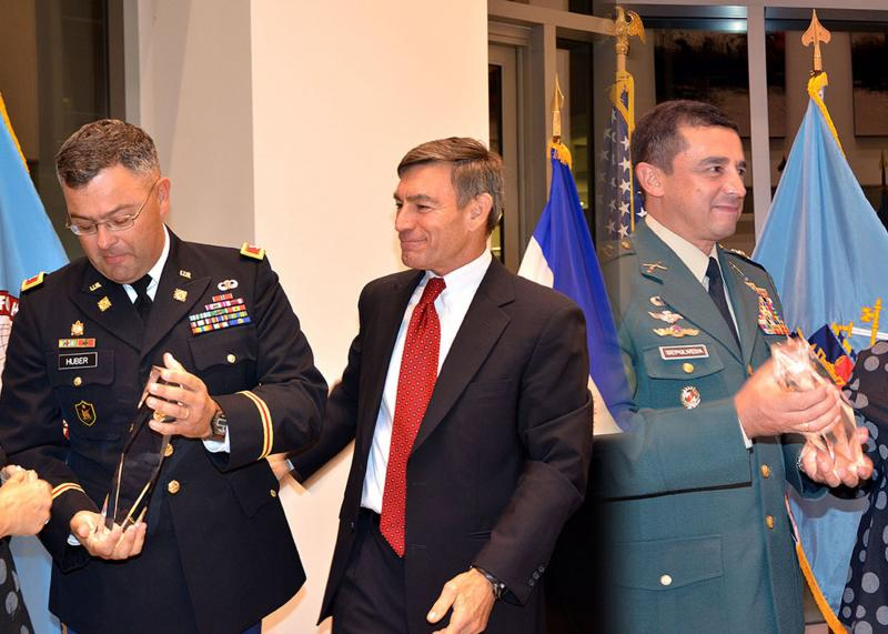 Western Hemisphere Institute for Security Cooperation Earns Coveted 2012 William J. Perry Award