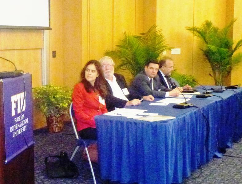 Drugs Seminar Gathers Civilians and Military Members at FIU