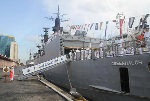 Navies of Colombia and Brazil Start Joint Exercises