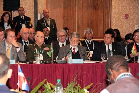 Brazilian Defense Minister Warns about Multiple Perceptions in the Continent
