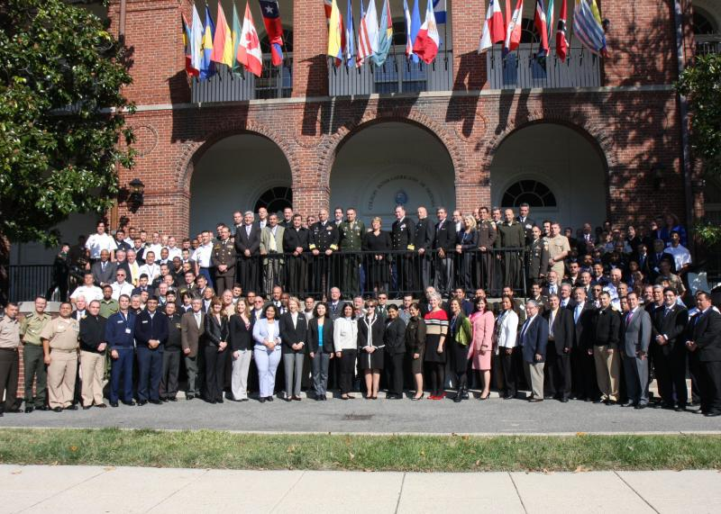 The Inter-American Defense College's Golden Age