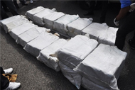 Dominican Republic: DNCD makes huge cocaine bust
