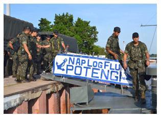 Radioactive Material Detectors Tested on Brazilian Borders