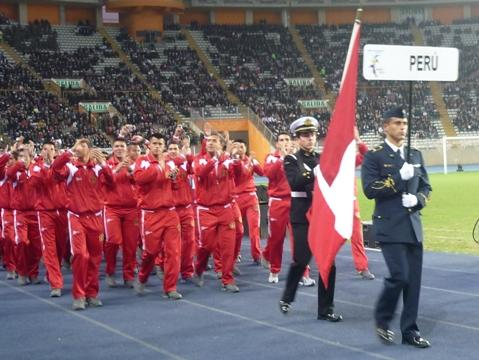Peru to Host XXI South American Cadets Sports Festival