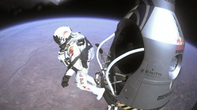 'Fearless Felix' Historic Space Jump Has Natick Ties