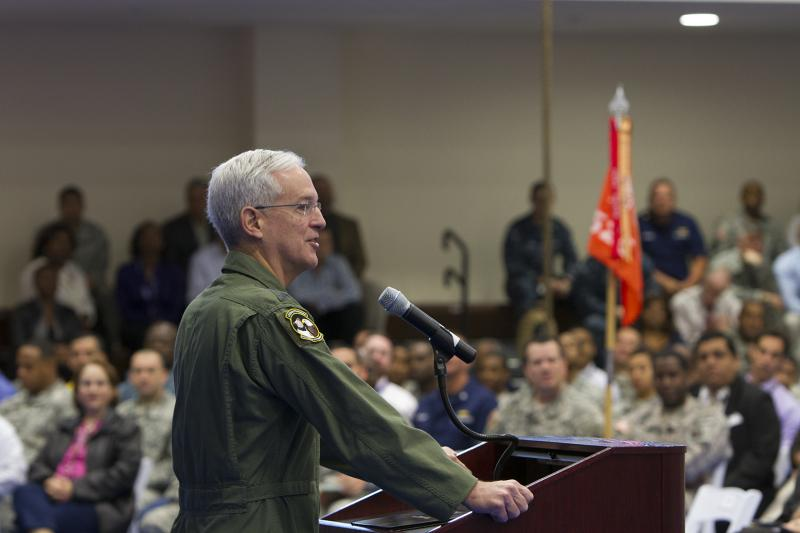 General Fraser Paves the Way for New Leadership in U.S. Southern Command