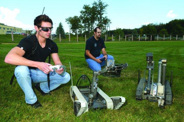 iRobot Mission Rolls to Tobyhanna Army Depot