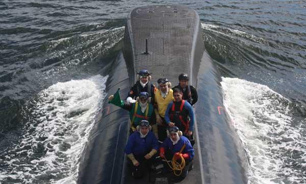 Ecuador to Invest $125 Million to Modernize Submarines