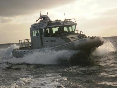 Chilean Navy Obtains Six Archangel Speedboats