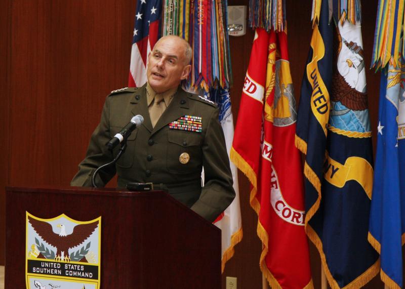 General John F. Kelly, Semper Fidelis