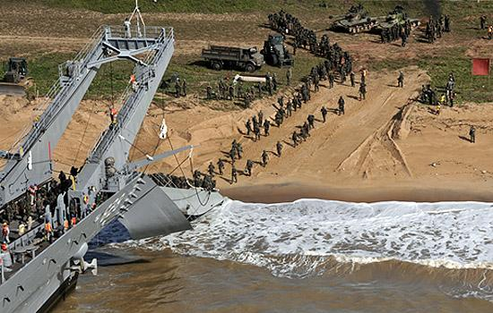 Brazilian Armed Forces Perform Operation Atlantic III