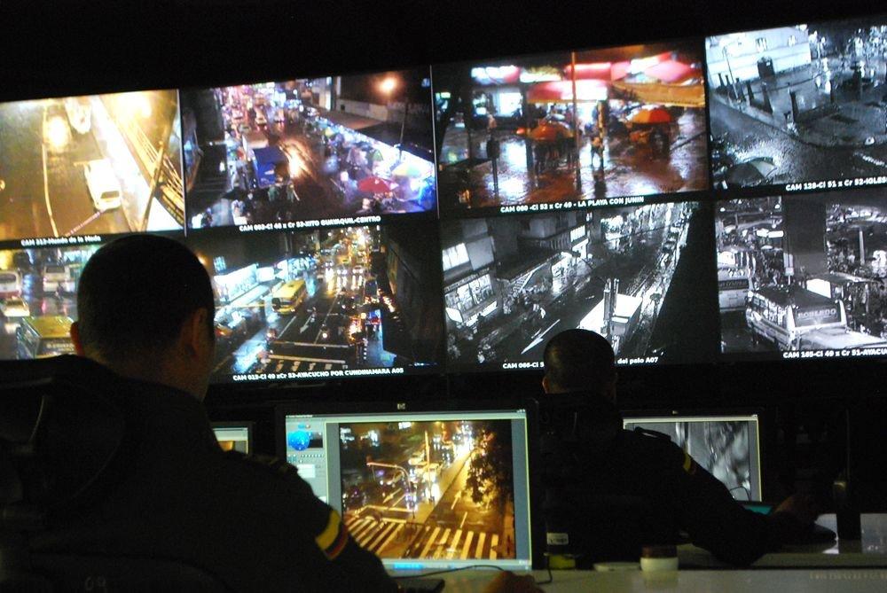 Sophisticated Surveillance System Helps Medellín Fight Violent Crime