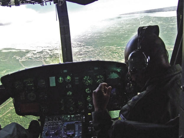 Colombia Trains Mexican Pilots
