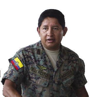 Ecuador Sets the Pace