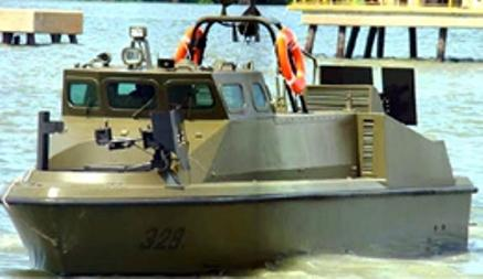 Colombia Sells Patrol Boats to Brazil