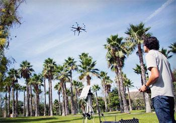 Mexican-American Company Develops Unmanned Aerial Vehicle
